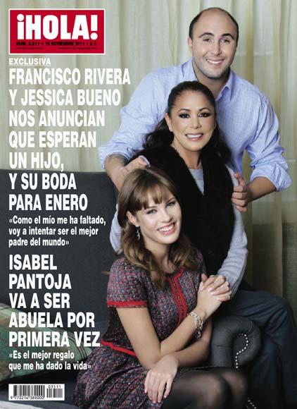 Kiko Rivera y Jessica Bueno se casan y esperan su primer hijo