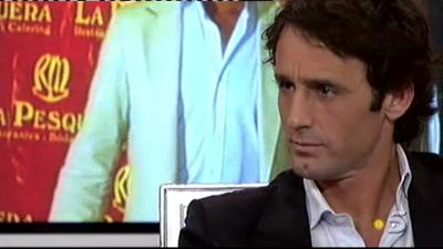 Álvaro Muñoz Escassi en primicia en Sálvame Deluxe