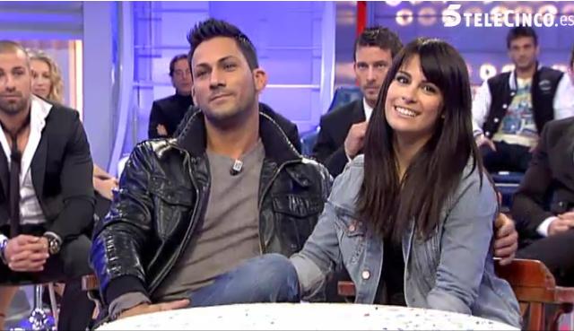 Marina y José Luís, peligrando su relación después de salir de Mujeres y Hombres y viceversa
