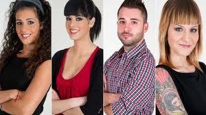 Noemí, Marta, Ariadna y Cristian nominados en GH 12+1