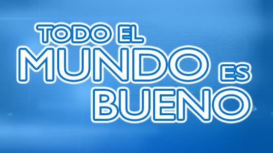 Todo el mundo es bueno presentado por Pilar Rubio y josé Corbacho en Telecinco