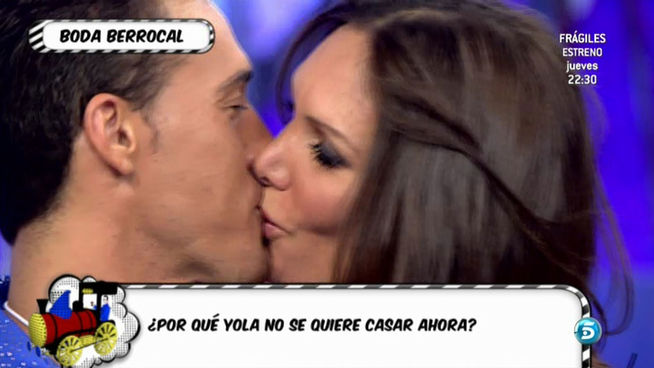 yola berrocal novio: