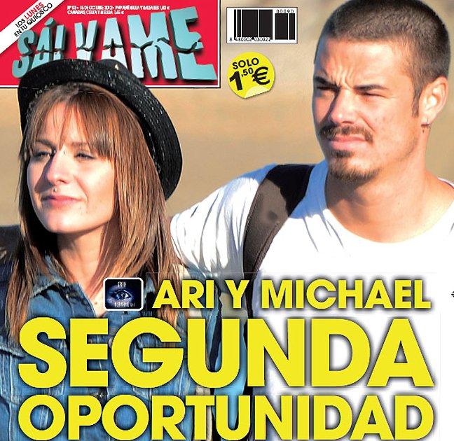 Ariadna y Michael se dan una segunda oportunidad