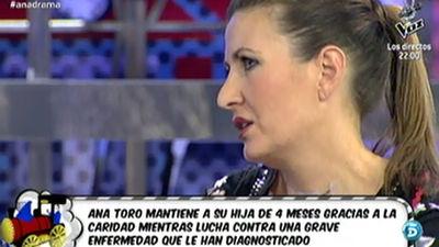 La crisis también hacecha a ex grandes hermanos, Ana Toro operada y arruinada