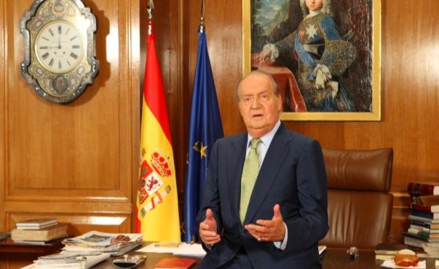 El Rey Don Juan Carlos nos da la Navidad