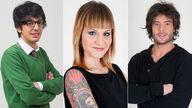 Ariadna, Alessandro y Dani nominados de la semana en GH 12+1